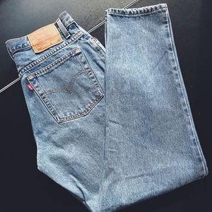 Vintage Levi's High Waisted Jeans